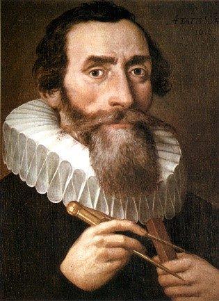 Une loi de Kepler