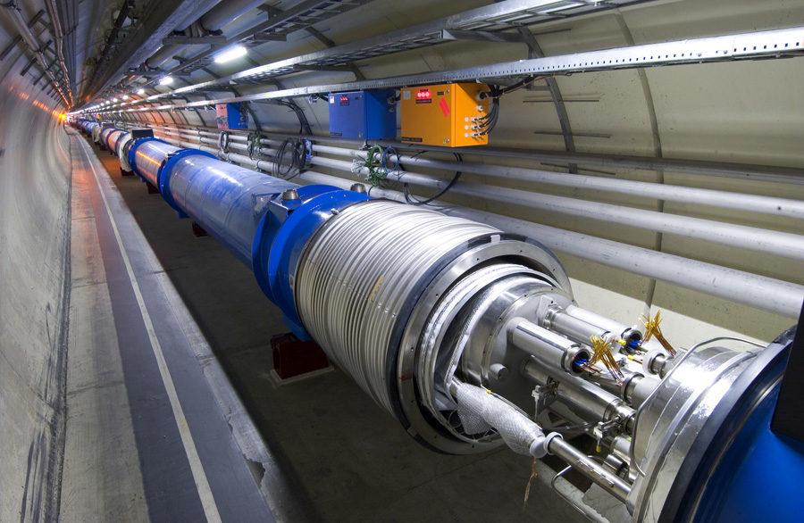 Les lampes du LHC